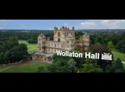 Embedded thumbnail for Wollaton Hall & Park, Natural History Museum