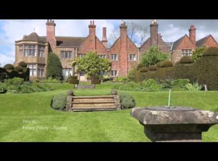 Embedded thumbnail for Felley Priory Gardens