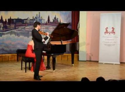 """Embedded thumbnail for  Int. Music Competition """"Triomphe de l'Art"""""""