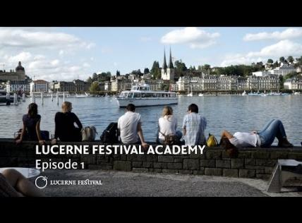 Embedded thumbnail for Lucerne Festival Academy