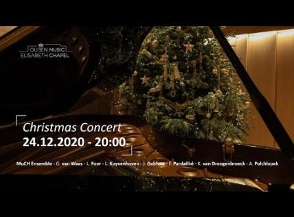Embedded thumbnail for Queen Elisabeth Music Chapel