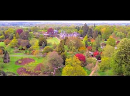 Embedded thumbnail for Wakehurst Place Garden