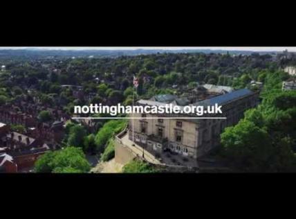 Embedded thumbnail for Nottingham Castle