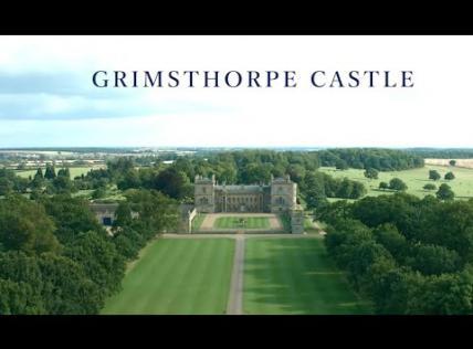Embedded thumbnail for Grimsthorpe Castle