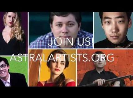 Embedded thumbnail for Astral National Auditions