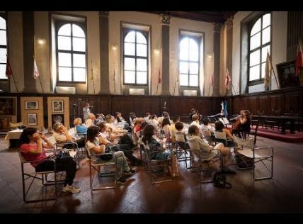 Embedded thumbnail for Florence String Quartet Call for Scores
