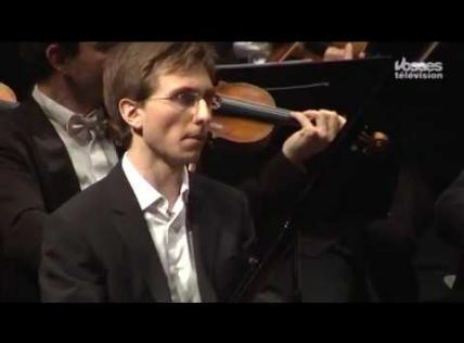 Embedded thumbnail for Epinal International piano Competition