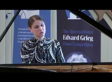 Embedded thumbnail for The International Edvard Grieg Piano Competition