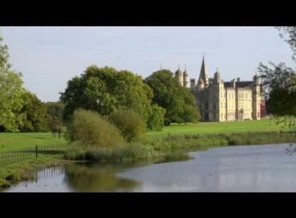Embedded thumbnail for Burghley House