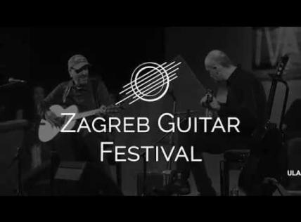 Embedded thumbnail for Zagreb Guitar Festival, Competition and Masterclasses