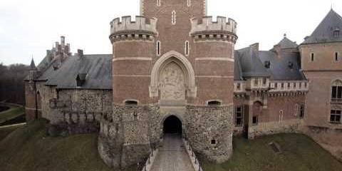 Embedded thumbnail for Castle Gaasbeek
