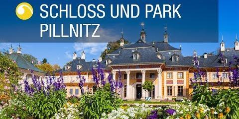 Embedded thumbnail for Pillnitz Castle