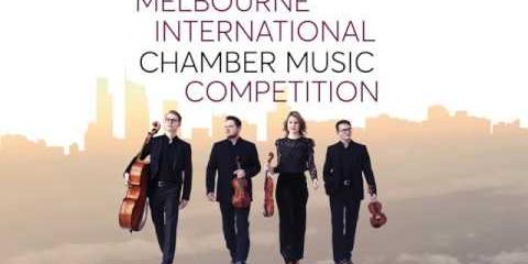 Embedded thumbnail for Melbourne Int. Chamber Music Competition