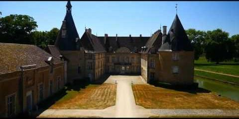 Embedded thumbnail for Château de Commarin