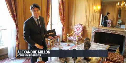 Embedded thumbnail for Millon, Drouot, Auctioneers